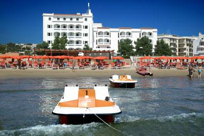 Hotel Merinum, grazioso hotel 3 stelle a Vieste sul Gargano
